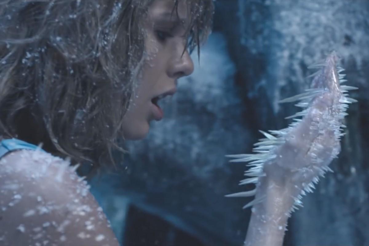 Taylor Swift lanza el detrás de escenas de Out Of The Woods