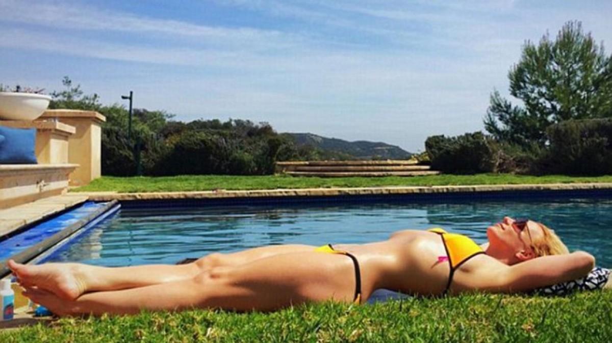 Britney Spears, ¿usaste photoshop en esta foto?