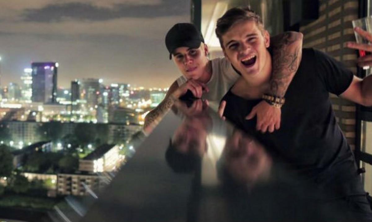 Justin Bieber está trabajando con Martin Garrix