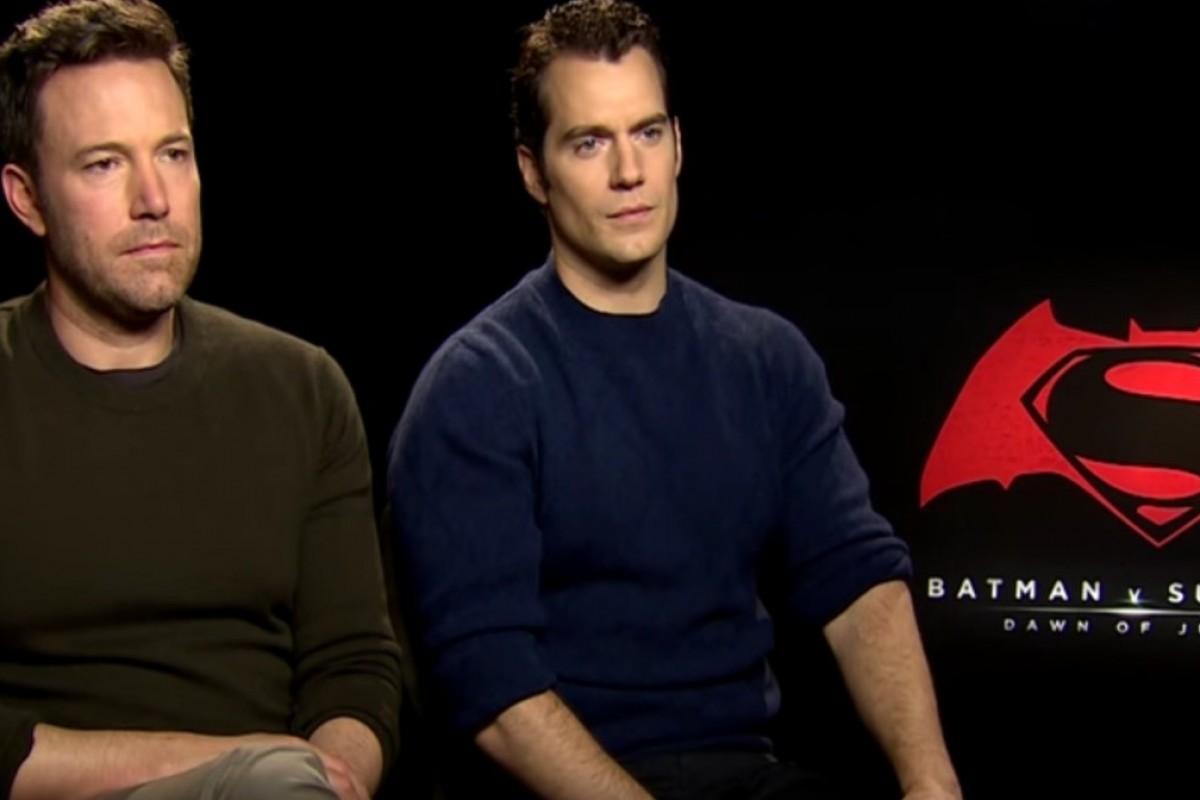 Sad Affleck, así reaccionó Ben ante la crítica de Batman vs Superman