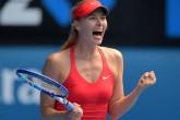 María Sharapova dio positivo en control anti doping