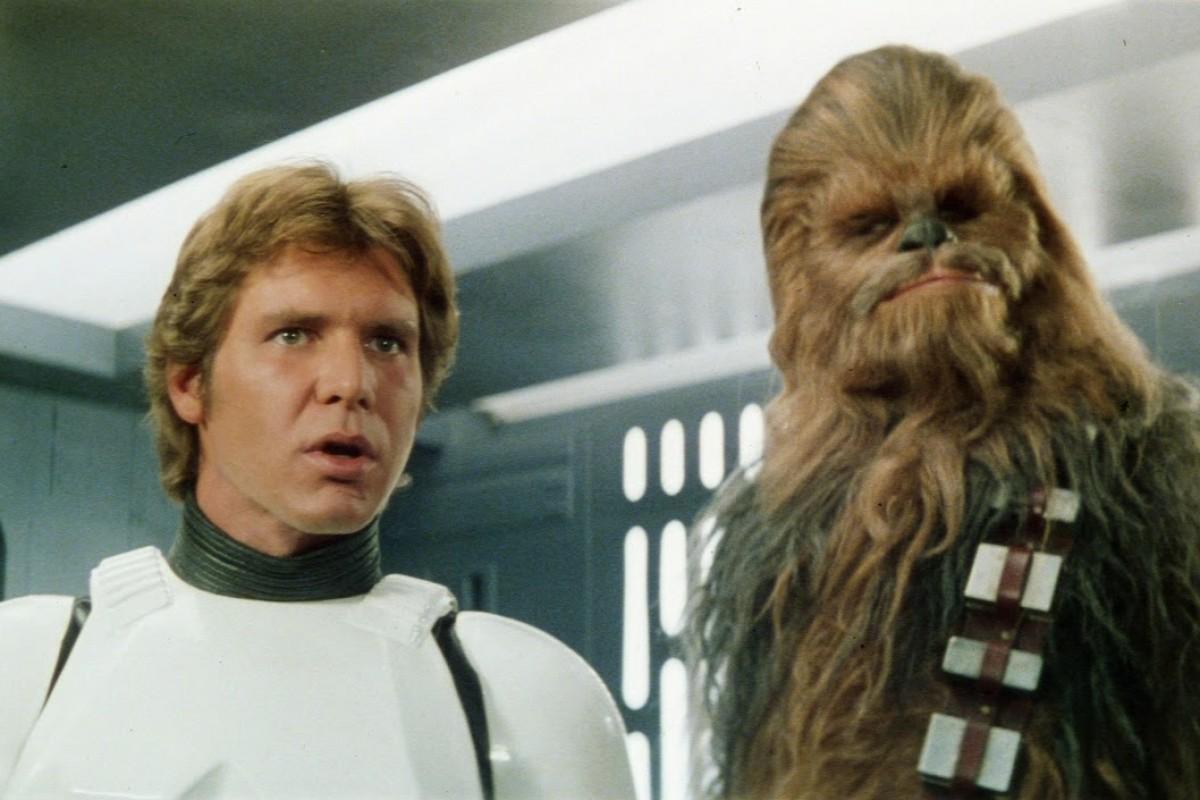 Anuncian película de Chewbacca y Han Solo