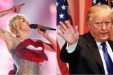 Las declaraciones de Miley Cyrus hacia Donald Trump