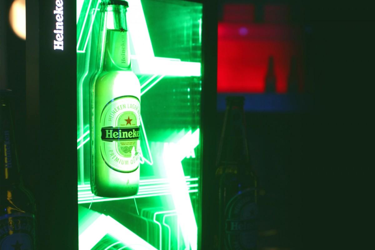 La UEFA Champions League se vive con Heineken