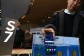 Tecnología I El Samsung Galaxy S7 salió hoy a la venta