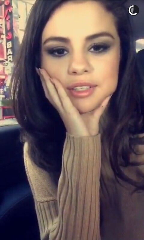 Selena-Gomez-Snapchat