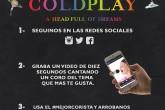 Enterate como participar para ver a Coldplay en Argentina