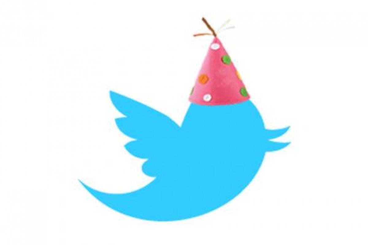 Twitter cumple 10 años, mirá acá tus tweets con más RT