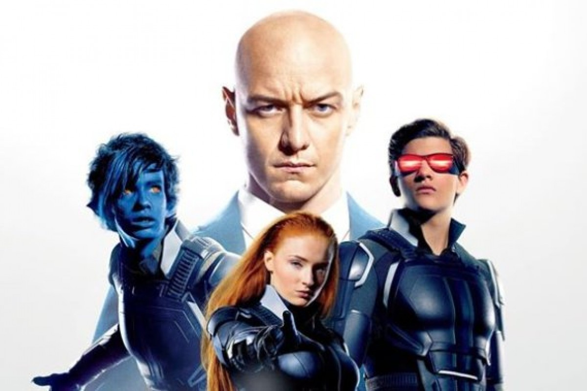Jennifer Lawrence lidera en el nuevo poster de X-Men