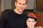 Ryan Reynolds se despidió de un pequeño fan que murió de cáncer