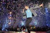 Chris Martin canta 'Feliz Cumpleaños' a su hijo en español