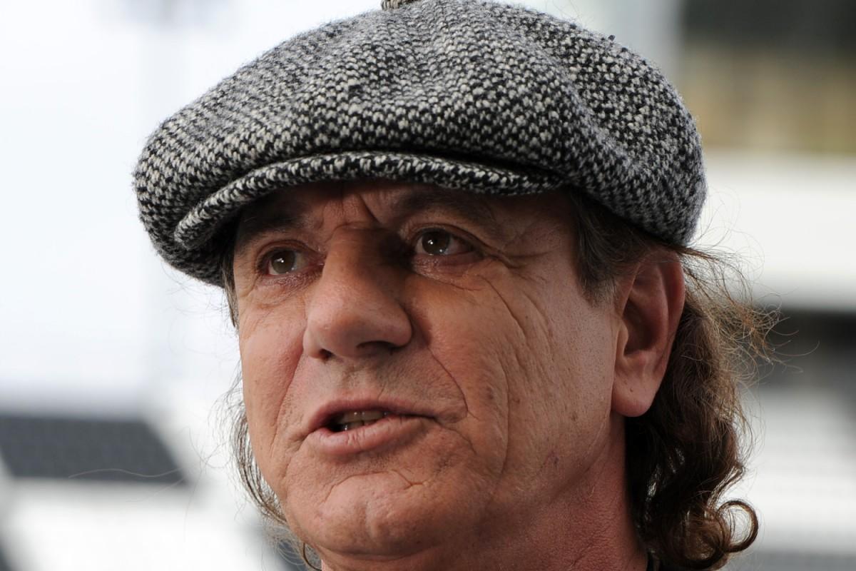 Brian Johnson, destrozado tras ser reemplazado en AC/DC