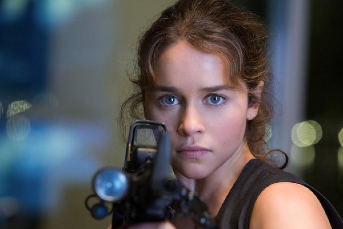 Emilia Clarke no volverá a formar parte de Terminator