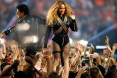 Beyoncé sigue avivando los rumores de infidelidad