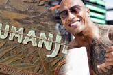Dwayne Johnson protagonizará el remake de Jumanji