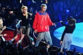 Justin Bieber cantó su nuevo single en vivo
