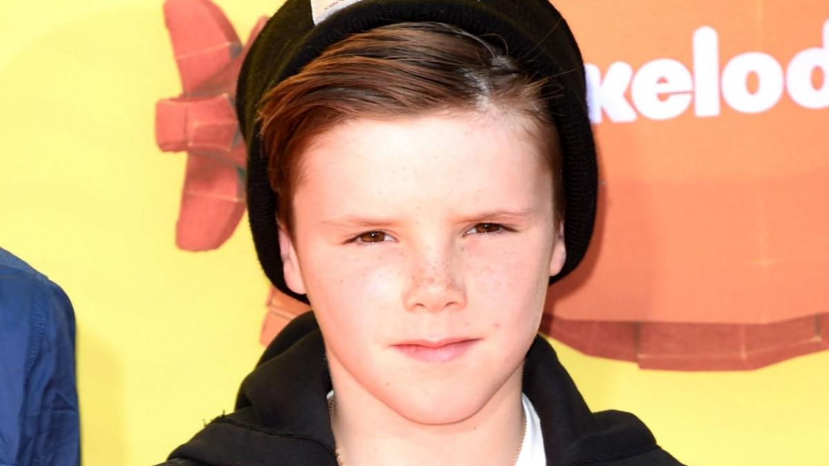 """Kanye West quiere convertir al hijo de David Beckham en el nuevo """"Justin Bieber"""""""