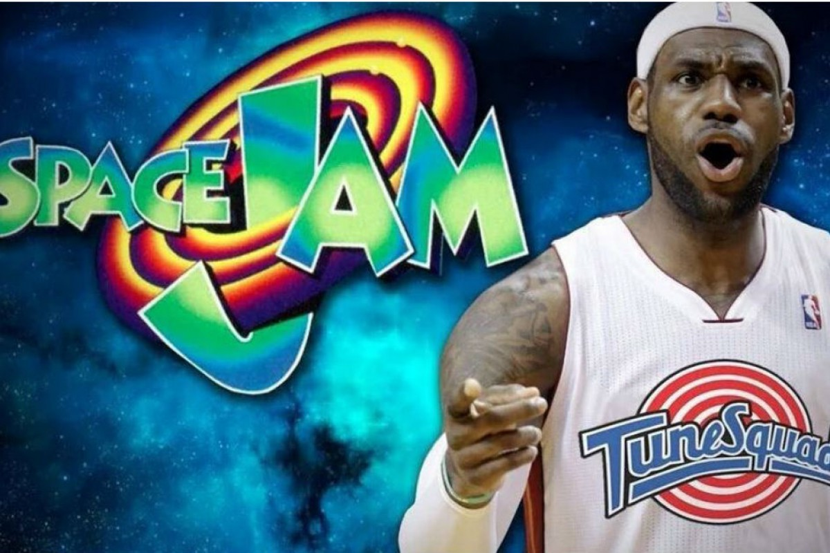 LeBron James será el protagonista de Space Jam 2
