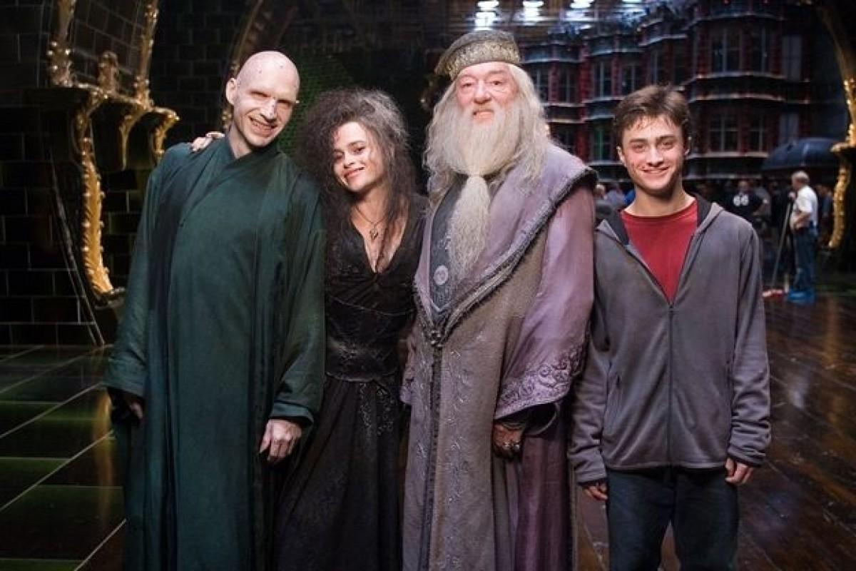 Harry Potter: el antes y después de los personajes principales