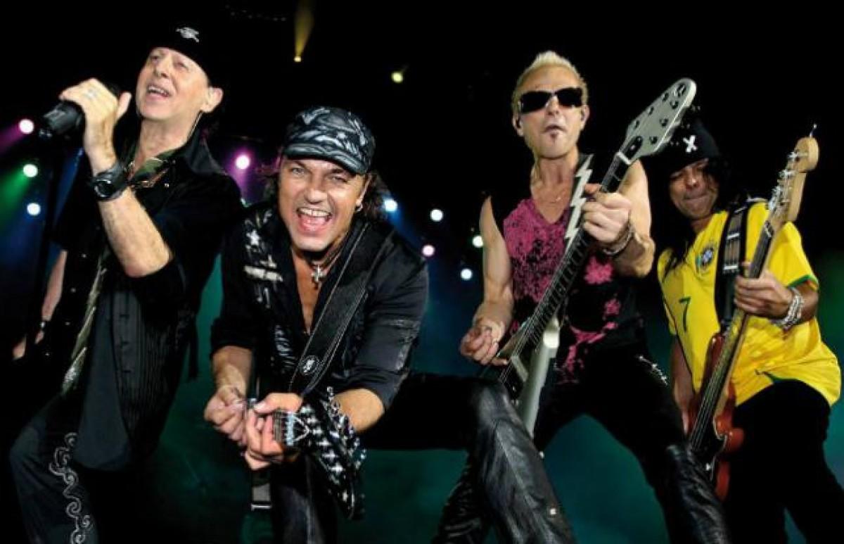 ¡Vuelve Scorpions a Paraguay!