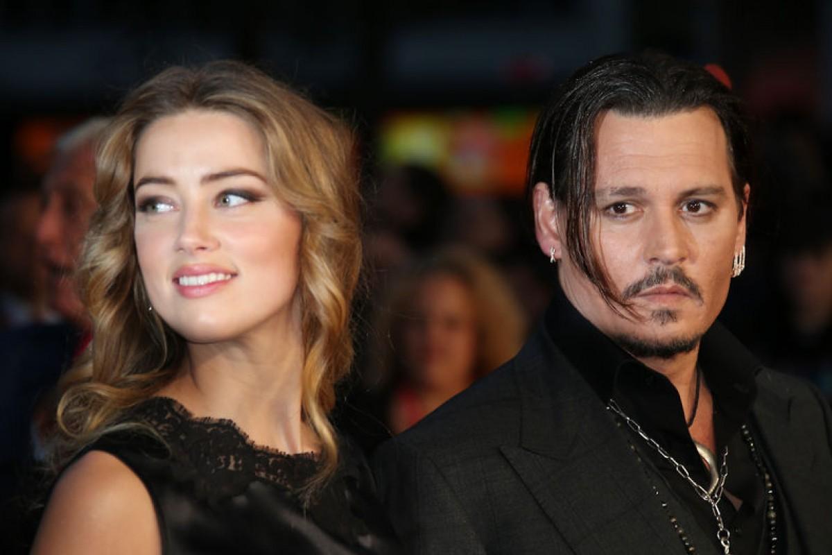 Amber Heard acusó a Johnny Depp de violencia doméstica