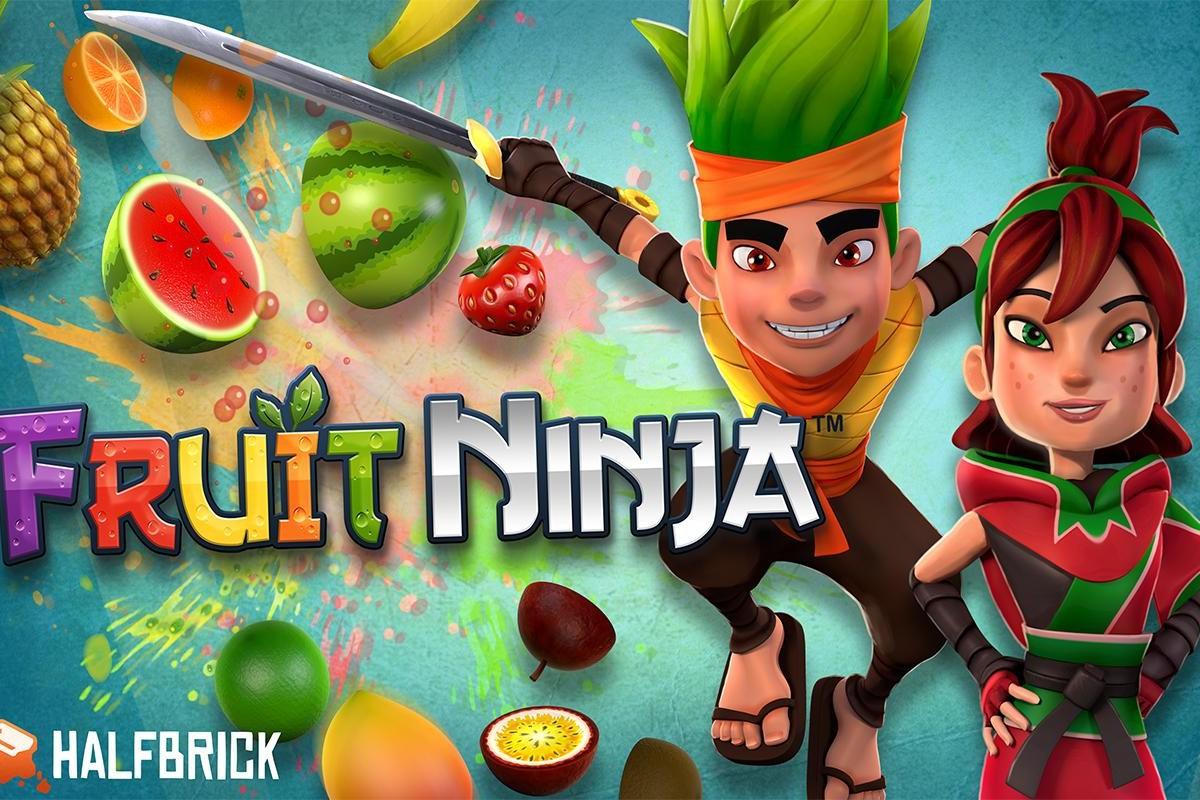 Fruit Ninja, el videojuego que también llegará a la pantalla grande