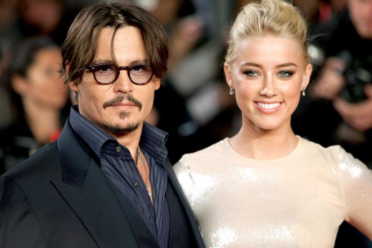 Johnny Depp y Amber Heard anunciaron su divorcio