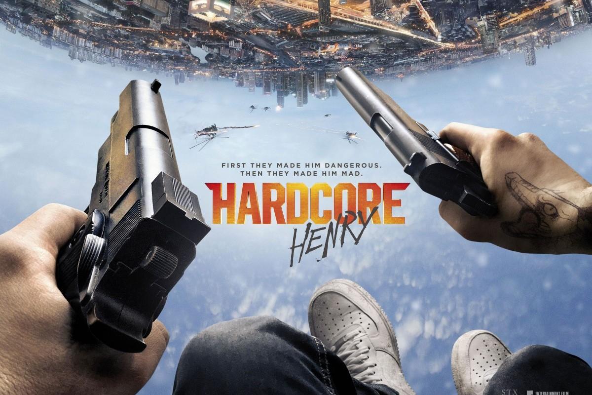 "Hardcore Henry- ""Misión Extrema LatinoAmérica."""
