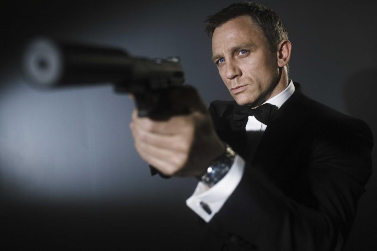 Daniel Craig está Harto de ser el agente 007