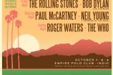Llega el Festival de Festivales: Desert Trip