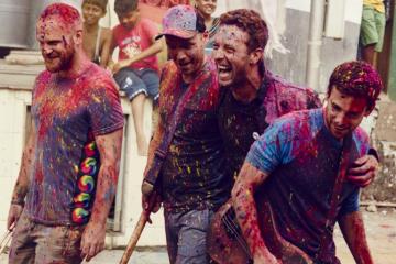 Coldplay estrenó mágico video de Up&Up