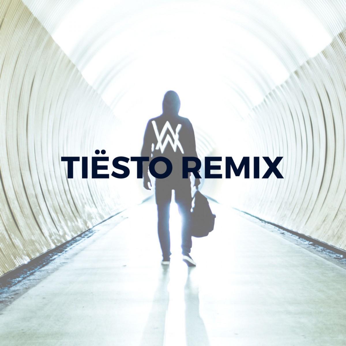 """Tiësto comparte sus dos remixes de """"Faded"""""""