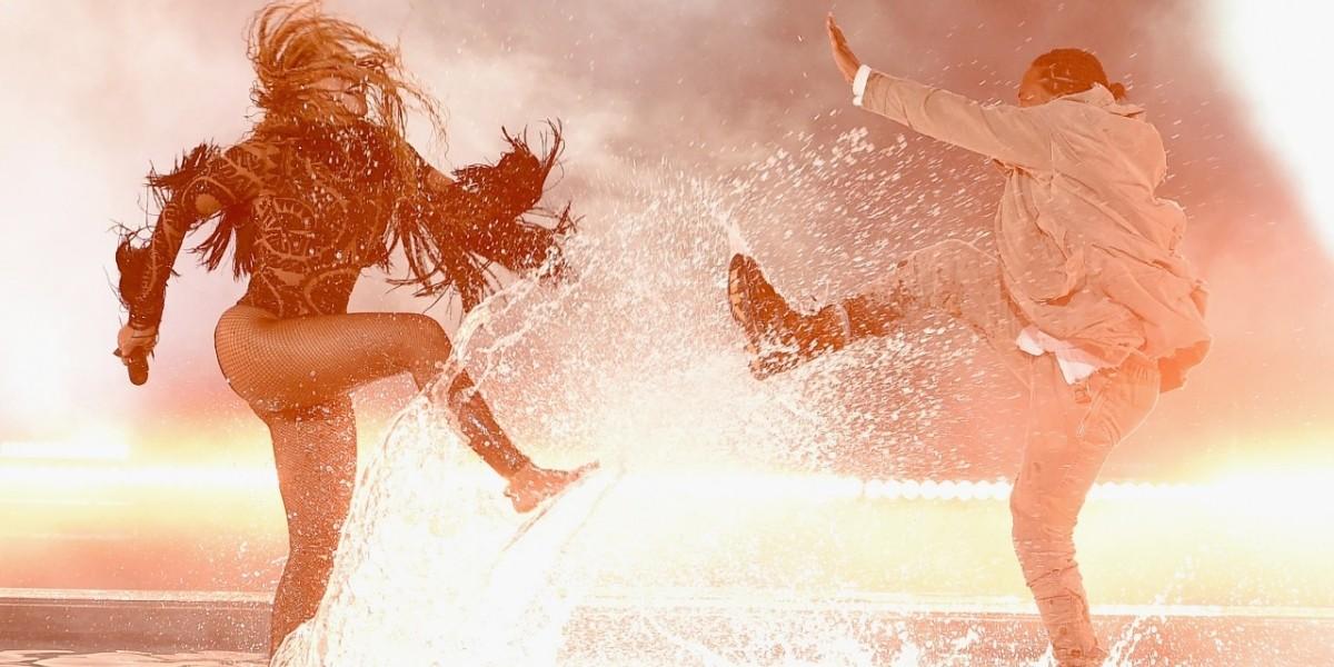 Beyoncé y Kendrick Lamar dominan los BET Awards