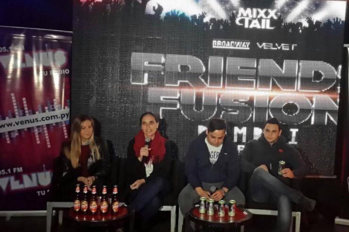 """Lanzamiento """"Friends Fusion"""""""