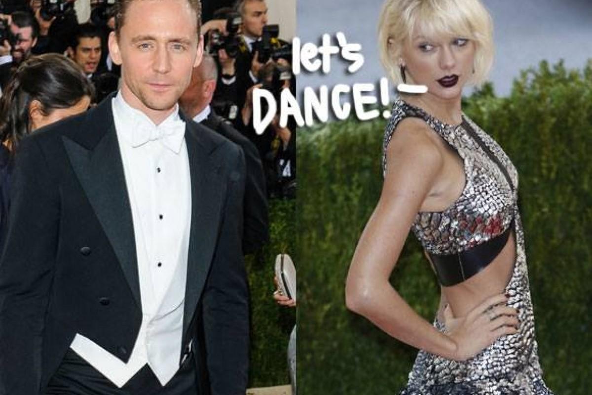 Tom Hiddleston y Taylor Swift bailan juntos en el concierto de Selena Gomez