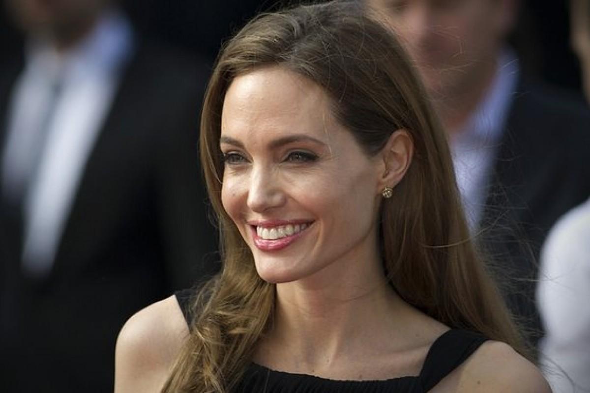 Angelina Jolie preocupa con aspecto esquelético