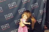 Meet and Greet de Selena Gómez y Audrey Nethery fue viral