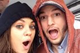 Ashton Kutcher y Mila Kunis esperan su segundo bebé