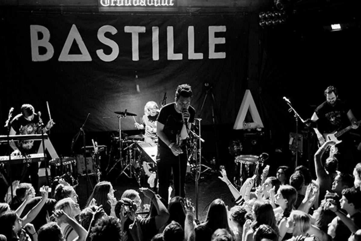 El segundo álbum de Bastille ya tiene fecha de lanzamiento