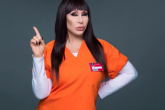 Moria Casán llegó a Orange Is The New Black