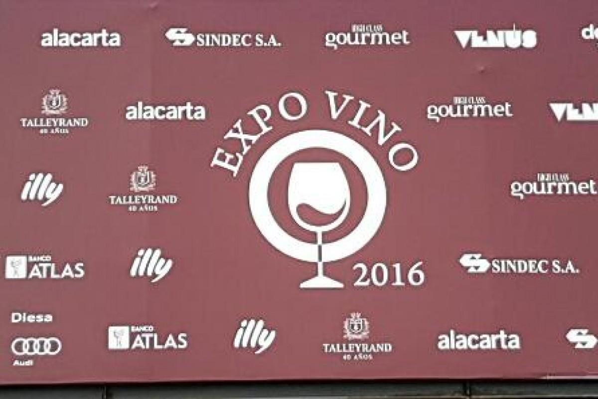 Expo Vino 2016, el mayor evento de vinos del año