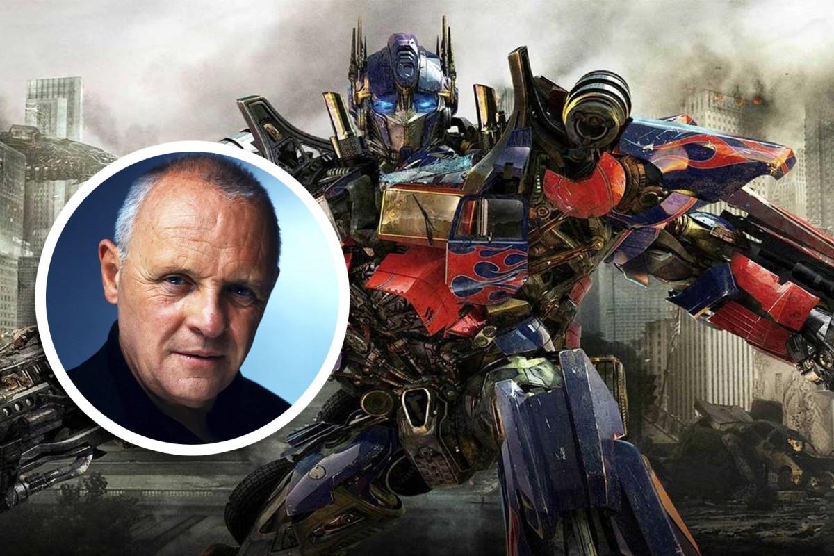 Anthony Hopkins se une al elenco de Transformers: The Last Knight