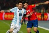 Final Copa América 2016: Argentina y Chile en números