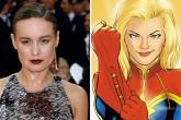 Brie Larson podría encarnar a Captain Marvel