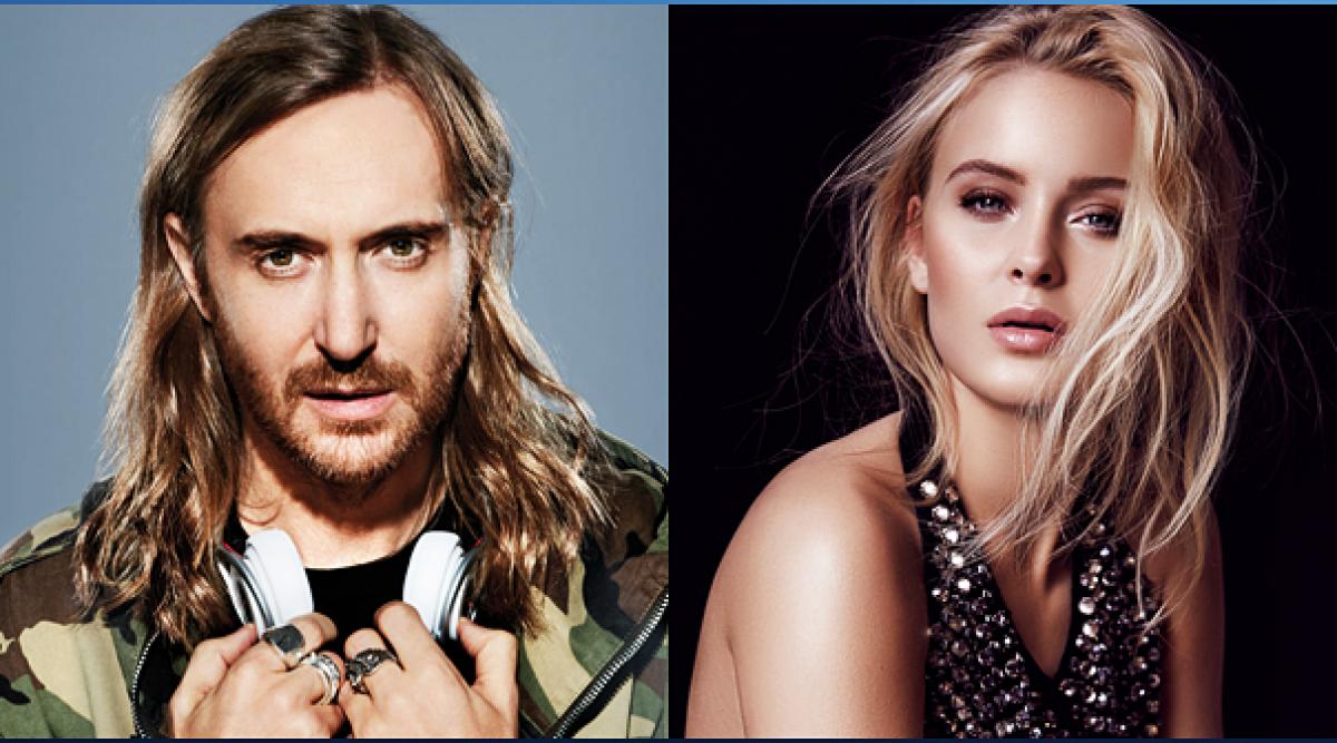 David Guetta y Zara Larsson, protagonistas de la ceremonia de la Eurocopa