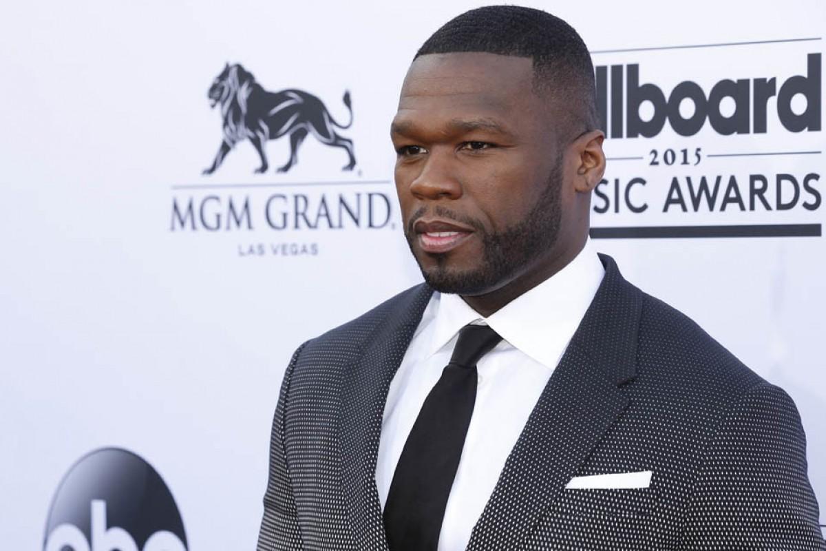 50 Cent fue arrestado por decir malas palabras