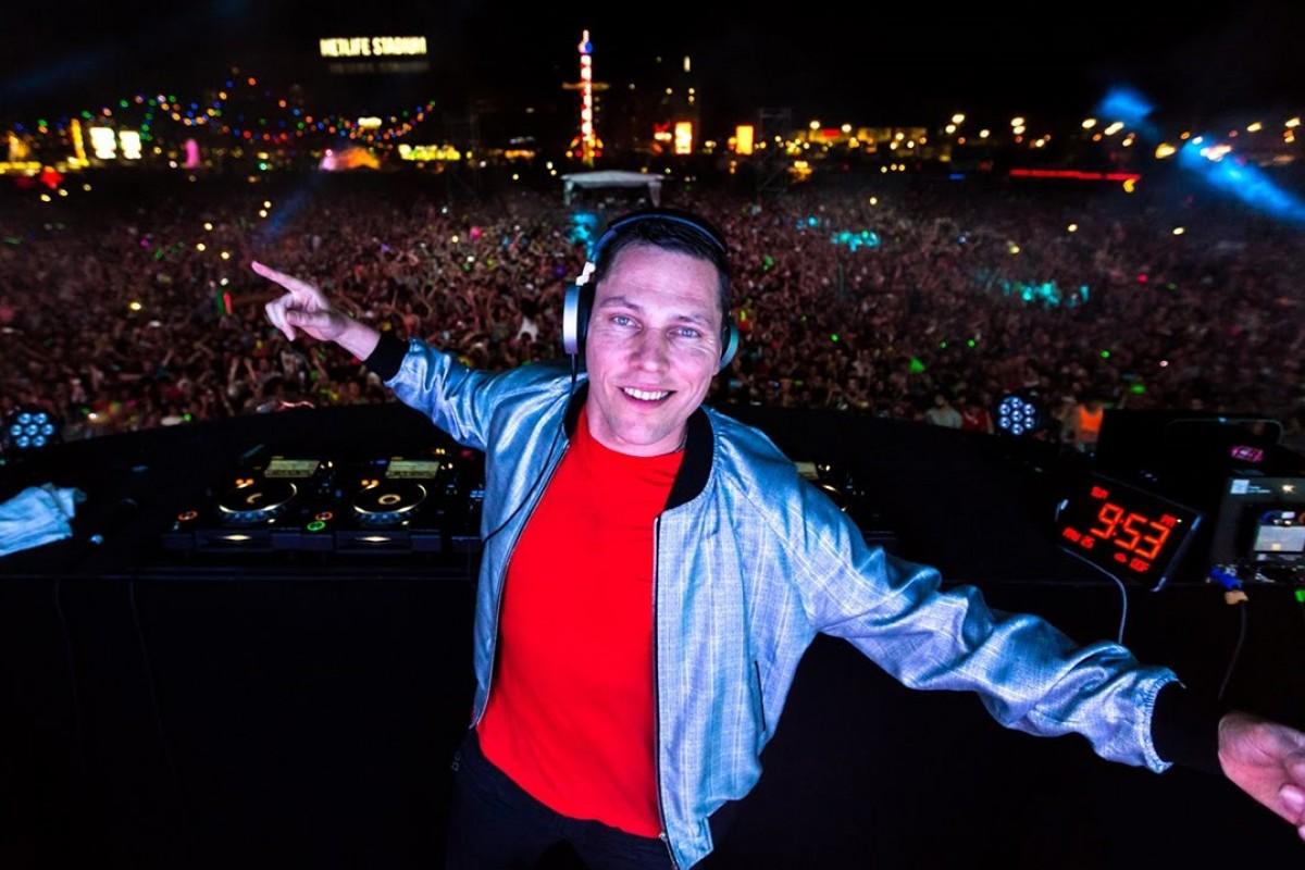 Tiësto anuncia un set de 6 horas para su festival en Amsterdam