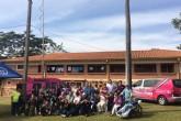San Juan de Sonido Urbano con los chicos del Pequeño Cottolengo