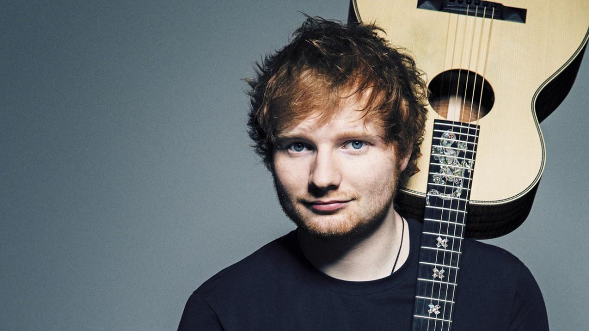 Ed Sheeran es acusado de plagio