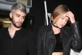 Nuevo Break: El cantante Zayn Malik y la modelo Gigi Hadid